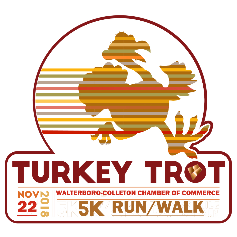 2018 Turkey Trot Logo For FB